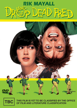 DVD Drop Dead Fred  NEW